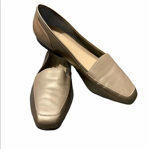 Enzo Angiolini Leather Loafers